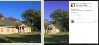 Kompresja zdjęć na facebook.com