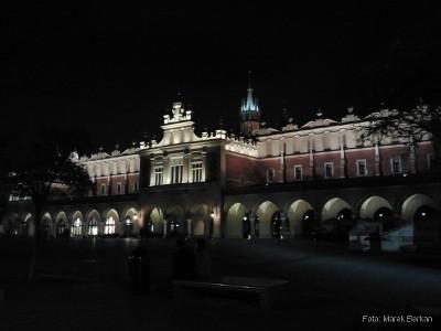 Kraków nocą...