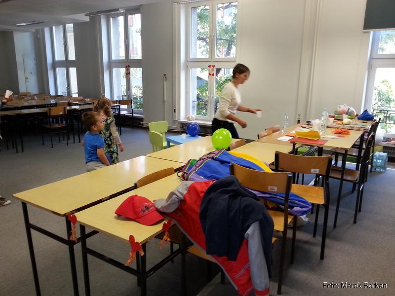 Przedszkole przy warsztatach