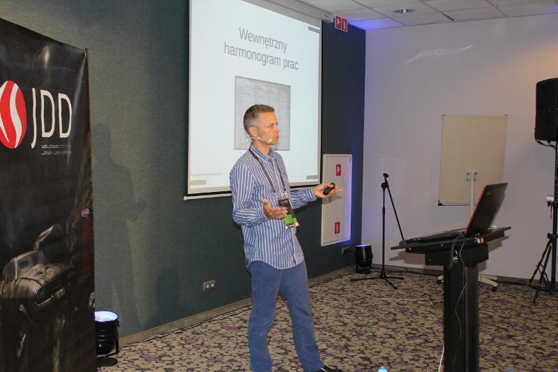 Życie po wdrożeniu, czyli utrzymanie aplikacji - Marek Berkan