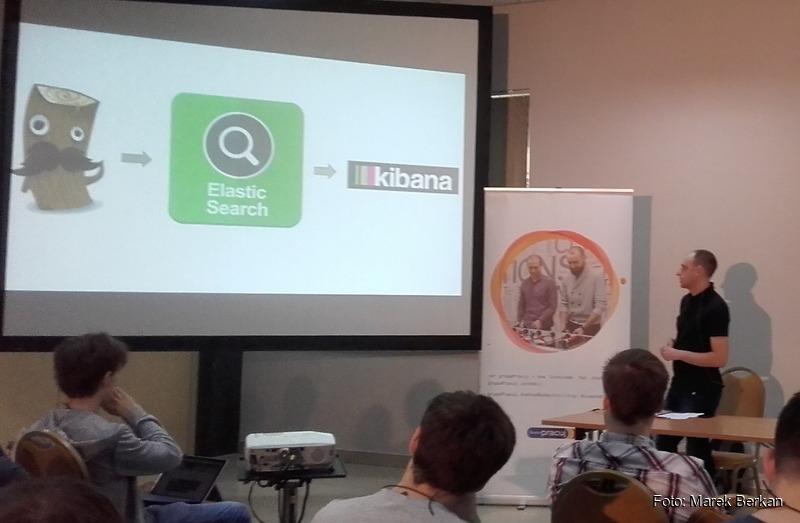 Andrzej Wisłowski: Użycie stosu Elastic (elasticsearch, logstash, kibana) do budowania platform analitycznych