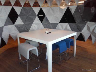 Brain Embassy: nieformalna sala spotkań