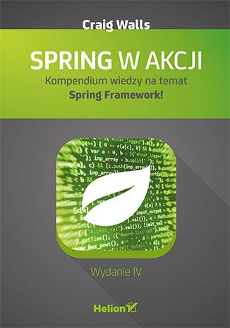 """Książka """"Spring in action IV"""""""
