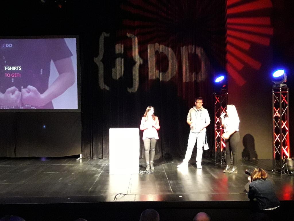JDD 2018 - ceremonia otwarcia