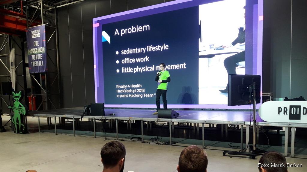 Hackyeah 2018 - prezentacja podsumowująca