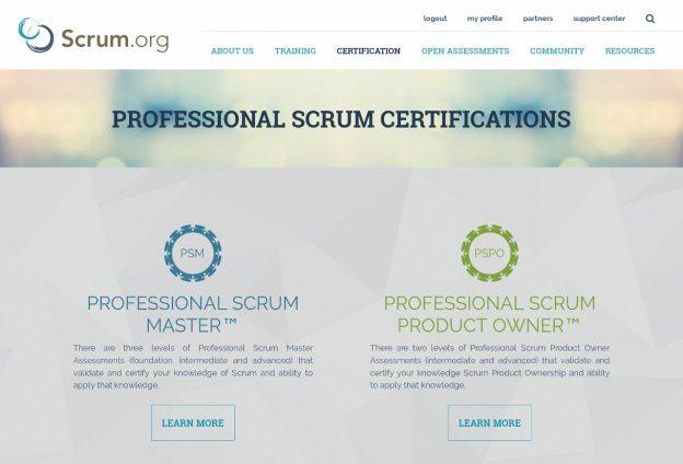 Strona główna scrum.org